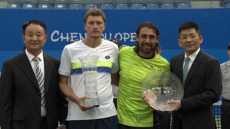ATP w Chengdu: Zwycięstwo Istomina
