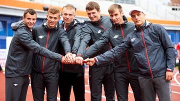 2016-07-09 Lekkoatletyczne ME: Męska sztafeta 4x100 m w finale!