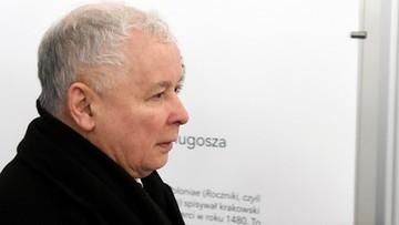 10-01-2017 09:05 Kaczyński: możemy rozważyć przyjęcie niektórych poprawek opozycji