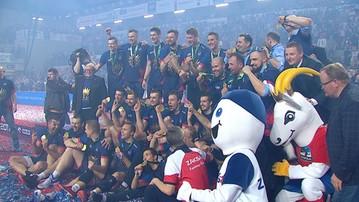 2017-04-23 ZAKSA mistrzem Polski!