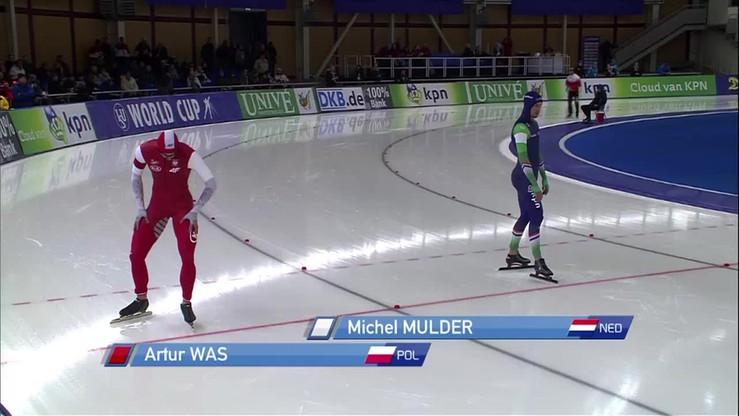 Zwycięski bieg Artura Wasia w Berlinie!