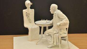 W centrum Radomia stanie rzeźba upamiętniająca Witolda Gombrowicza