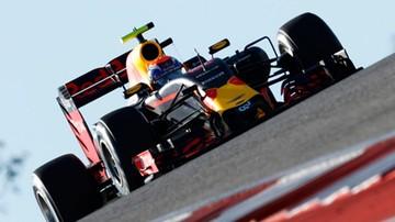 2016-10-22 GP USA: Verstappen najszybszy na ostatnim treningu