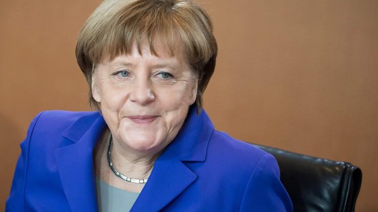 """""""Die Welt"""": tylko Merkel może zapobiec rozpadowi Zachodu"""