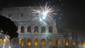 28-12-2016 05:55 Sylwester bez fajerwerków w Rzymie. Stowarzyszenie Pirotechniczne chce cofnięcia zakazu