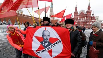 21-01-2016 20:26 Putin krytykuje Lenina: podłożył bombę atomową pod Rosję