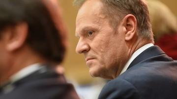 09-01-2016 10:53 Ochrona BOR dla Donalda Tuska tylko podczas pobytów w Polsce