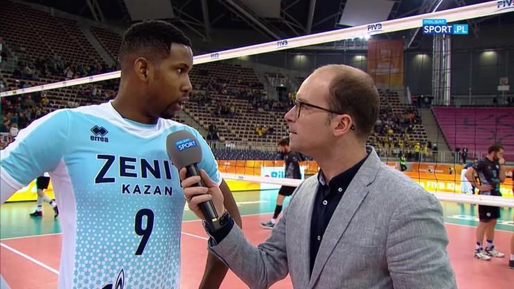 2017-12-12 Leon udzielił płynnego wywiadu po polsku!