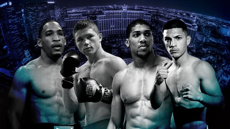 Pięściarski weekend w Polsacie Sport: Alvarez, Tapia, Joshua i Figueroa