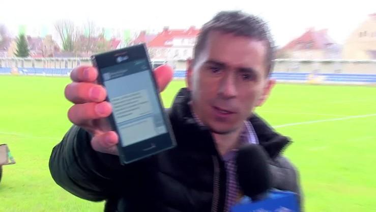 Napastnik Błękitnych: Mam oferty z Lecha i 2.Bundesligi!