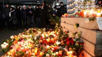 20-12-2016 21:02 Państwo Islamskie przyznało się do zamachu w Berlinie