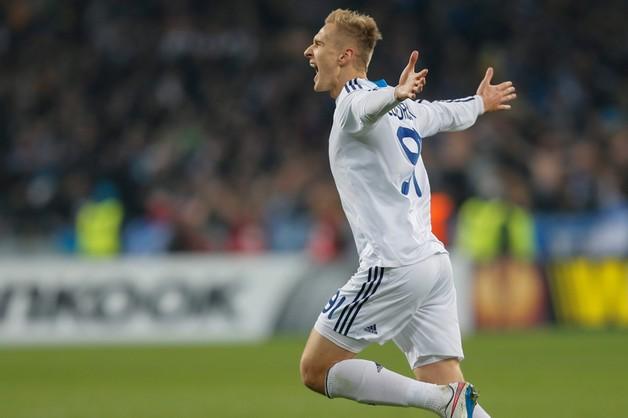 LE: Dynamo, Fiorentina i Napoli awansowały