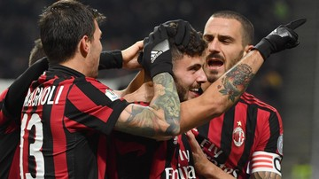 2017-12-13 Milan wyeliminował Hellas. Derby Mediolanu w ćwierćfinale Pucharu Włoch!