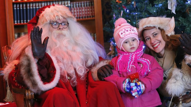 Włoski dyrygent zwolniony, bo ogłosił, że św. Mikołaja nie ma
