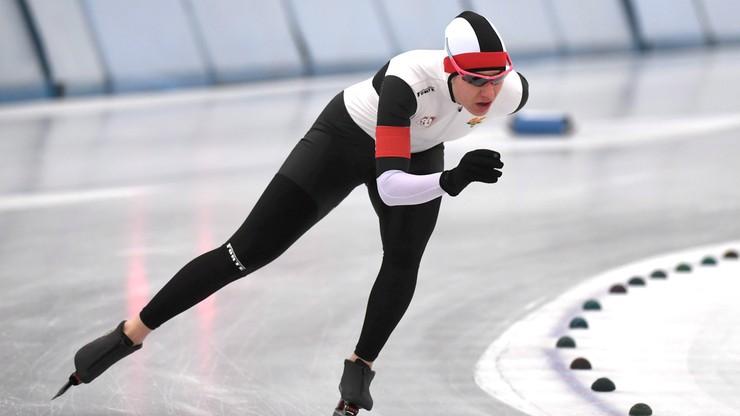 ME w łyżwiarstwie szybkim: Czyszczoń szósta w biegach ze startu wspólnego