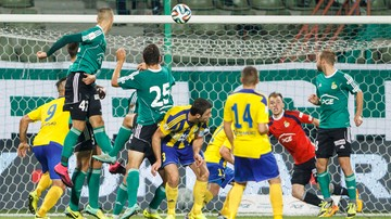 2015-09-18 1 liga: Mistrzowie powrotów! Arka wyszarpała remis w Bełchatowie