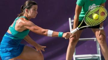 2017-07-21 WTA w Bukareszcie: Porażka Sevastovej w ćwierćfinale