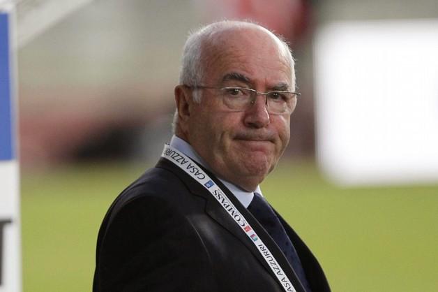 Prezes Włoskiej Federacji Piłkarskiej ukarany za rasistowską wypowiedź