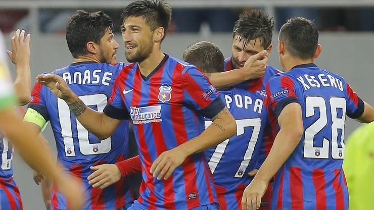 Steaua Bukareszt mistrzem Rumunii
