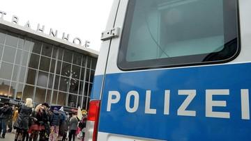 23-02-2017 19:48 Niemcy: islamista zatrzymany. Planował zamach bombowy
