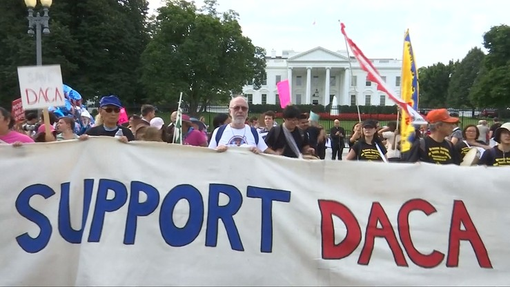 Biały Dom daje Kongresowi pół roku na zastąpienie programu DACA