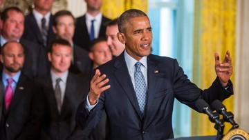 29-09-2016 07:08 Obama tłumaczy się z działań USA w Syrii i Iraku