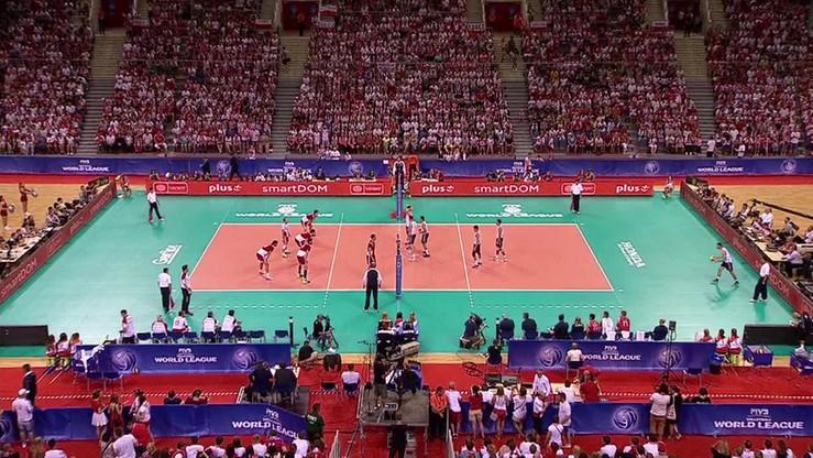 2015-07-04 Polska - USA 1:3. Skrót meczu