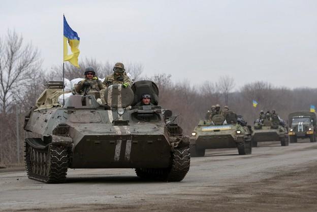 Ukraina: uchwalono ustawę o zwiększeniu liczebności sił zbrojnych