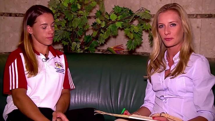 Fularczyk- Kozłowska: Mam tylko brąz igrzysk. Jest chrapka na inne kolory