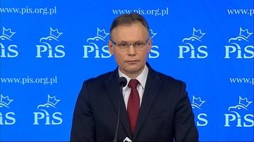 """02-03-2017 11:29 """"Wszystkie organy w Polsce powinny działać na podstawie konstytucji"""". Mularczyk o prezes SN"""