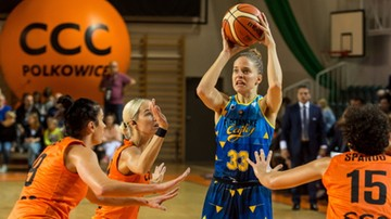 2017-09-29 Euroliga: Awans CCC Polkowice