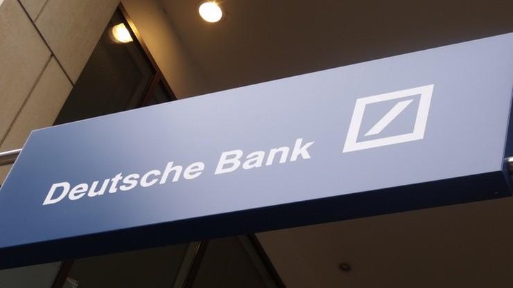Deutsche Bank zapłaci 258 mln za obchodzenie sankcji