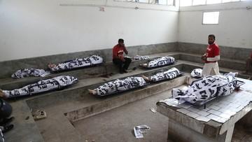 21-02-2017 12:11 Zamach na sąd w Pakistanie. Co najmniej 8 zabitych osób