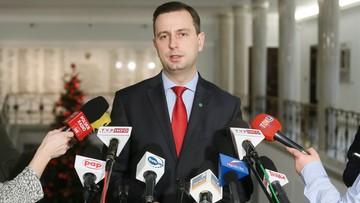 04-01-2017 13:44 Kosiniak-Kamysz: nie możemy dopuścić, by 11 stycznia były dwa Sejmy