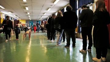 23-04-2017 18:01 Wybory we Francji: frekwencja wynosi prawie 70 proc. Najwyższa od 40 lat