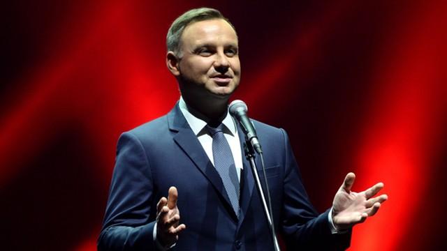 Andrzej Duda niezadowolony z tempa prac TK