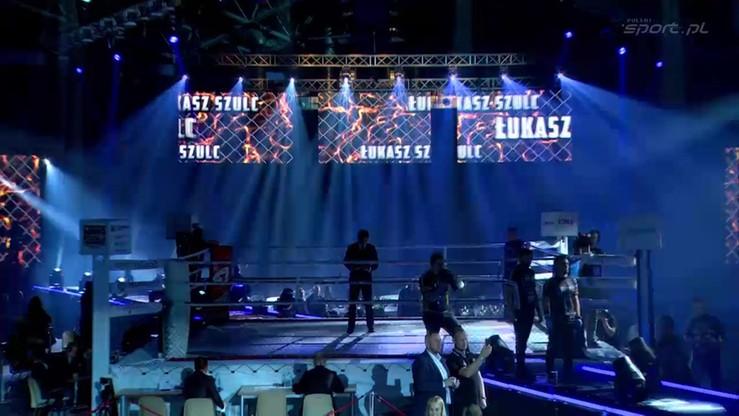 2015-11-07 Michał Ronkiewicz vs. Łukasz Szulc. Skrót walki