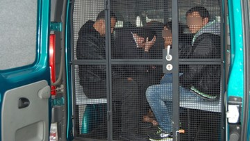 02-02-2016 17:29 Przemycili do Europy prawie stu imigrantów. Odpowiedzą przed sądem