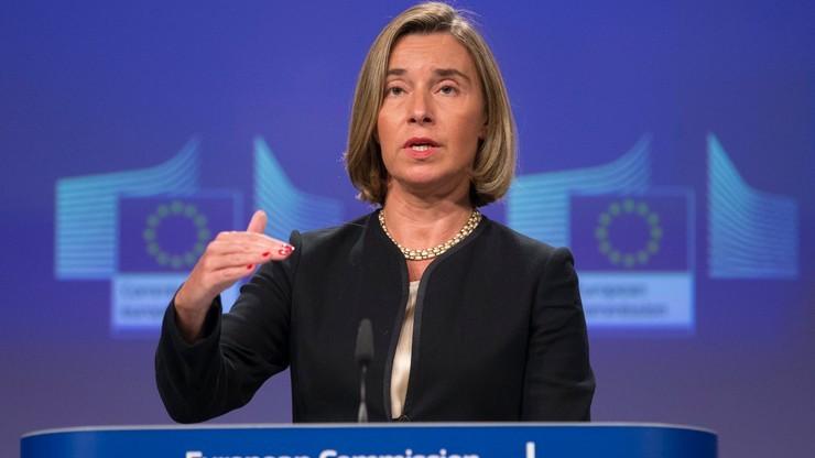 Zamiast armii europejskiej współpraca wojskowa - potwierdza szefowa unijnej dyplomacji.