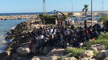 09-08-2016 16:13 Ponad 275 tys. migrantów przybyło w tym roku do Europy