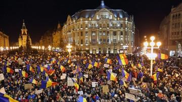 Rumuński rząd wycofał kontrowersyjne rozporządzenie ws. korupcji