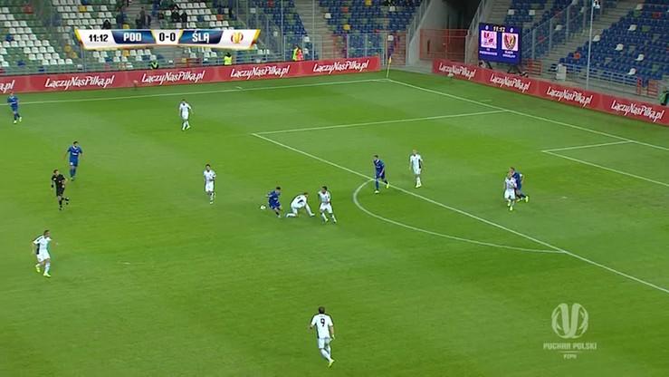 Podbeskidzie - Śląsk Wrocław 0:1. Skrót meczu