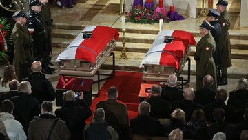 2016-12-10 Ocalili polskie złoto przed Niemcami. Pogrzeb płk. Matuszewskiego i mjr. Floyar-Rajchmana
