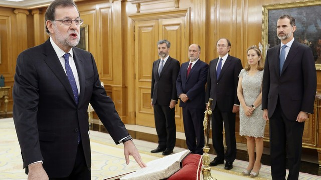 Hiszpania ma wreszcie premiera - po 10 miesiącach