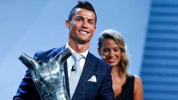 25-08-2016 19:46 Ronaldo ponownie najlepszy w Europie