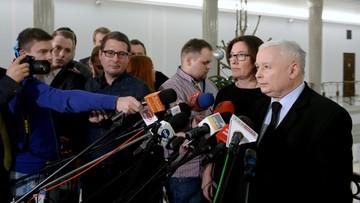 """17-12-2016 08:45 """"Opozycja poniosła sromotną klęskę"""". PiS o blokadzie w Sejmie"""