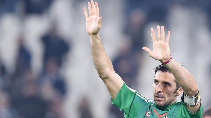 Buffon o włos od pobicia rekordu Serie A. Nie puścił bramki od ponad 15 godzin