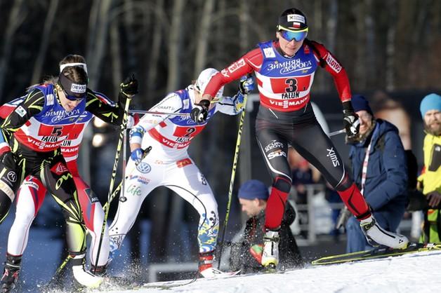 Falun: Polki zdobyły brąz w sprincie drużynowym
