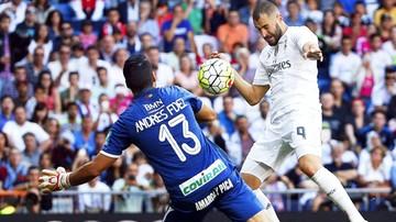 2015-09-19 Real Madryt wymęczył zwycięstwo, Ronaldo bez gola