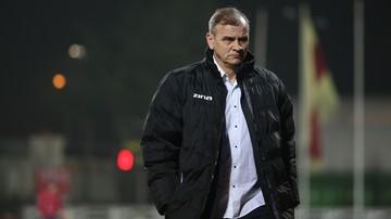 2017-04-24 Nice 1 Liga: Kubicki nie jest już trenerem Znicza Pruszków
